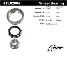 Wheel Bearing and Race Set-Premium Bearings Centric 411.62004