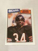 1987 Topps #46 Walter Payton Card, Chicago Bears, NM!!