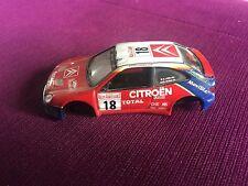 1/43 EPAVE CAISSE CITROEN XSARA WRC MONTE CARLO