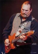 Steve Cropper STAX UK 'Guitarist' Interview Clipping OBLIQUE