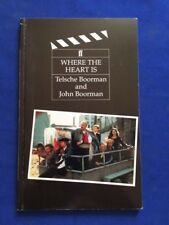 WHERE THE HEART IS - 1ST ED SIGNED BY ACTORS DABNEY COLEMAN & JOANNA CASSIDY