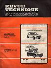 RTA revue technique l'expert automobile n° 389 CITROEN GS 1130 X3