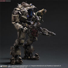 Play Arts Kai Titanfall Atlas PVC Action Figure Action Figure Model Collection