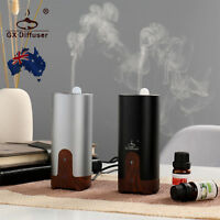 GX Diffusers LED Essential Ultrasonic Humidifier Aroma Air Aromatherapy Diffuser