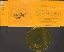 LAURENT GARNIER GREED 4 track NEW CD SINGLE 2000 Avril DAVE CLARKE Fabrice Lig