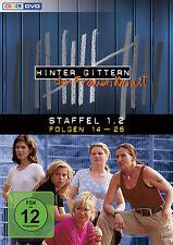 3 DVDs  * HINTER GITTERN - DER FRAUENKNAST : STAFFEL 1.2 # NEU OVP §