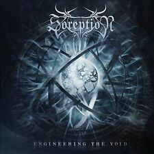 """Soreption - Engineering The Void - 2014 Unique Leader Records - 12"""" - 3.17"""