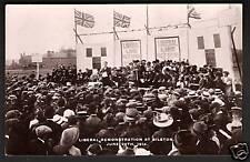 More details for bilston near wolverhampton. liberal demonstration 1914.