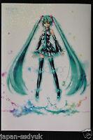 "JAPAN KEI Art book: Hatsune Miku Illustration Works ""mikucolor"""
