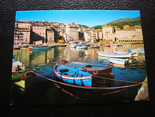 FRANCE - carte postale - bastia (le vieux port) 1977 (cy25) french