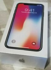 Apple iPhone X - 64GB - Space Gray  A1901 (GSM) (CA)