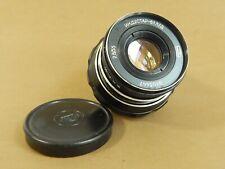 INDUSTAR-61 L/D 2.8/55 mm made in USSR Leica lens M39 Zorki FED RF