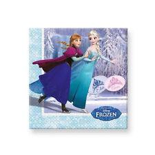 Articoli blu Disney per feste e party a tema principesse