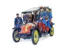 C1 Carte Postale DESSIN JULLIAN Centenaire 14 18 TAXI DE LA MARNE 1914 - 10