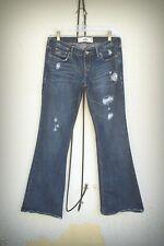 HOLLISTER CALIFORNIA Size 3 Short Destroyed Hippie  Boho Chic Denim Jeans