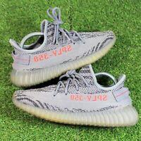 Authentic Adidas Yeezy Boost 350 V2 Beluga 2.0 AH2203 Kanye West Men's Size 9