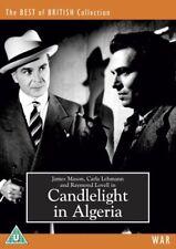 Candlelight In Algeria Classic World War II drama James Mason Carla Lehmann DVD