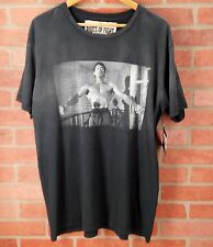 Roots of Fight Bloodlines X Bruce Lee XL Extra Large Distressed Photo T-Shirt