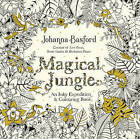 Magical Jungle: An Inky Expedition & Colouring Book by Johanna Basford (Paperback, 2016)