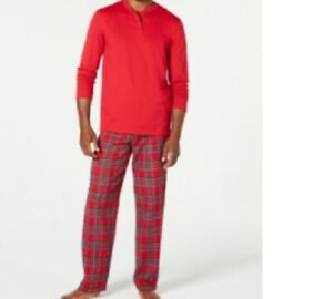Matching Men's Mix It Brinkley Plaid Family Pajama Set Sizes to Choose From