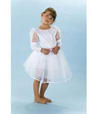 *New* White Princess Dress - Small 64cm Length - Child Girl Kid Dress Up Costume