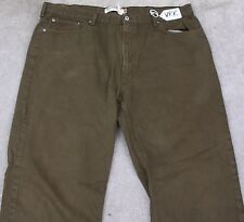 LEVI 550 RELAXED FIT Jean Pants For MEN SIZE  - W42 X L31. TAG NO. VRK