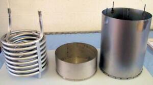 demon pressure washer burner coil