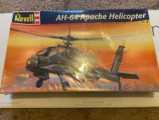 New ListingRevell Ah-64 Apache Helicopter model kit 1:48 Scale new D