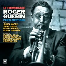 Roger Guérin  LE FORMIDABLE ROGER GUÉRIN PARIS MEETINGS