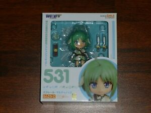 "Nendoroid 531 Dogdays"" Eclair Martinozzi PVC Figure Japan Import"