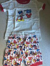 New Boys Summer Pyjamas Pjs Set Size 4
