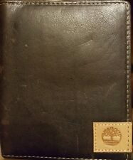 NEW  TIMBERLAND LEATHER PASSPORT COVER