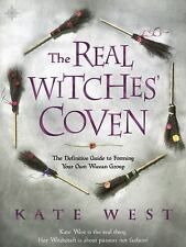 Real Witches' Coven Book Forming Organizing a Coven Guide ~ Wiccan Pagan Supply