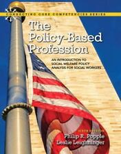 Popple : PolicyBased Profession The_6 by Leslie Leighninger and Philip R. Popple
