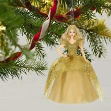2020 Hallmark Keepsake HOLIDAY BARBIE Doll Christmas Ornament Holiday Decor