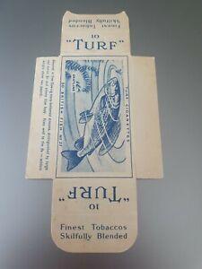 Turf Uncut - British Fish No 27 - Grayling