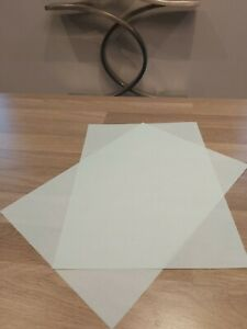 50 x A4 PALE GREEN CROMATICO TRANSLUCENT PAPER 200gsm