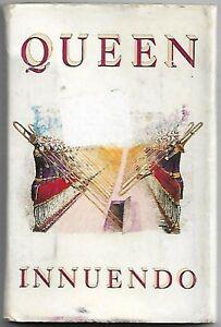 Queen Innuendo CASSETTE SINGLE Parlophone TCQUEEN16  Symphonic Rock  1991 UK