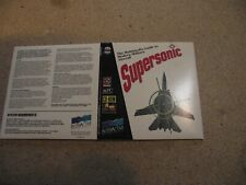 SUPERSONIC a guide to modern Military Aircraft (1993 PC CD-ROM) Mac/Windows.