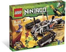 LEGO 9449 Ninjago Ultra Sonic Raider ** Sealed Box ** Pythor Spitta 6 Minifigs