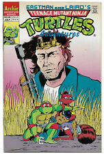 TEENAGE MUTANT NINJA TURTLES ADVENTURES#46 VF 1993 ARCHIE COMICS