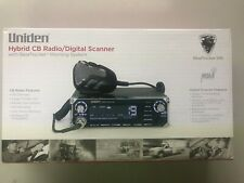 Uniden Hybrid CB Radio/Digital Scanner