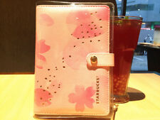 Starbucks Cherry blossom Notebook Loveliness Purple Collect Set With 2017 Set