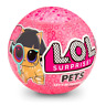 LOL Surprise PETS EYE SPY Doll Animal Ball Series 4 Wave 2  L.O.L. Authentic
