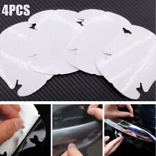 4 x Car Door Handle Film Protector Anti Scratch Protect Transparent Auto Sticker