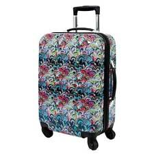 """Cynthia Rowley, 21"""" Hard Case Luggage, Marble (50527)"""