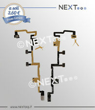 Flex flat IPAD 2 Volume + ON/OFF Accensione + LATERALI +TASTO POWER MUTE
