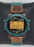 Vintage Timex Night Mode Alarm Chrono Digital Quartz Watch C6