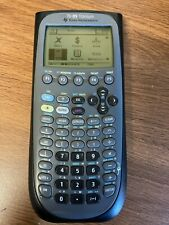 Texas Instruments Ti-89 Titanium Graphing Calculator with Cover, Tested, Works