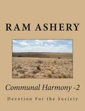 2: Communal Harmony -2 : Devotion for the Society by Ram Ashery (2013,...